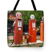 Gas Museum Embudo New Mexico Tote Bag
