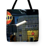 Gas Station 2 Tote Bag