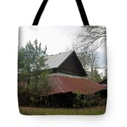 Gaskins Family Barn Series II Tote Bag