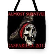Gasparilla 2013 Postertshirt Work B Tote Bag