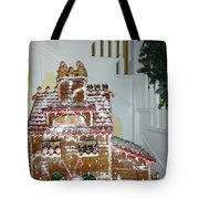 Gasparilla Gingerbread Tote Bag