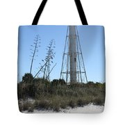 Gasparilla Island Light II Tote Bag