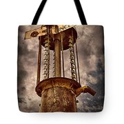 Gassing Up In Jerome Tote Bag