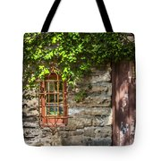 Gate And Window Tote Bag