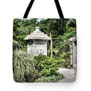 Gate Entrance Tote Bag