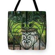 Gate Keeper Tote Bag
