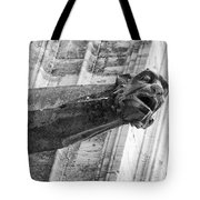 Gate Keeper Tote Bag