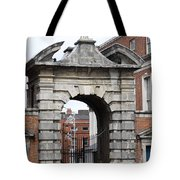 Gate Of Justice - Dublin Castle Tote Bag