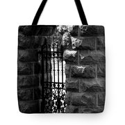 Gate To Grave  Tote Bag