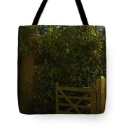 Gate To Nowhere Tote Bag