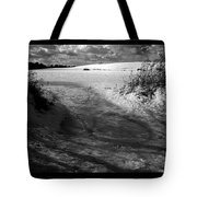 Gate To Winter Tote Bag