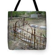 Gated Community Tote Bag