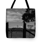 Gated Light Tote Bag