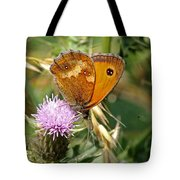Gatekeeper Butterfly Tote Bag