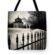 Gates Of Grace  Tote Bag