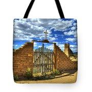 Gates To Eternity Tote Bag