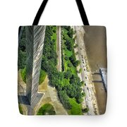 Gateway Arch St Louis 10 Tote Bag