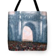 Gateway Of India Mumbai 2 Tote Bag