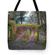 Gateway To Autumn Tote Bag