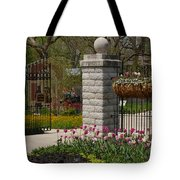 Gateway To Beauty Tote Bag