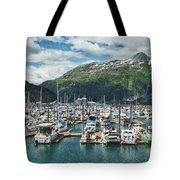 Gateway To Prince William Sound Alaska Tote Bag by Kim Hojnacki