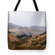Gateway To The Bolivian Desert Tote Bag