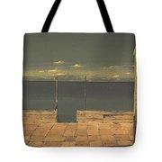 Gateway To The Sea Tote Bag