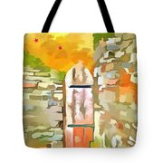 Gateway To The Stars Tote Bag