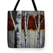 Gateway Tote Bag by Vickie Warner