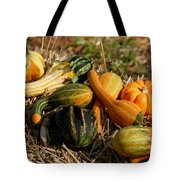 Gather The Harvest Tote Bag