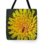 Gathering Nectar Tote Bag