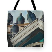 Gathering Of The Clan Tote Bag