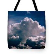 Gathering Storm Tote Bag