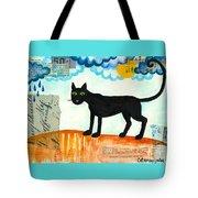 Gato Mexico Tote Bag