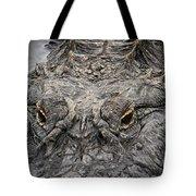 Gator Eyes Tote Bag