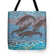Gator Rock Tote Bag