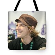 Gavin Degraw Tote Bag