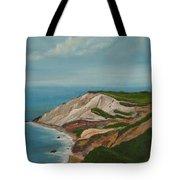 Gay Head Cliffs Tote Bag