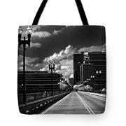 Gay Street Bridge - Knoxville Tote Bag