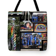 Gay Village 1 Tote Bag