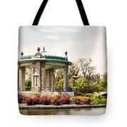 Gazebo At Forest Park St Louis Mo Tote Bag