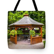Gazebo  Tote Bag