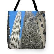 Ge Building Replica Tote Bag