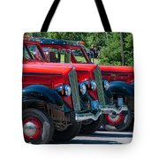 Gear Jammers Tote Bag