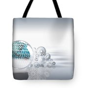 Gears Behind Earth Tote Bag by Mike Agliolo