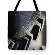 Gears Of A Grist Mill Tote Bag