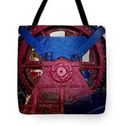 Gears Of Change Tote Bag