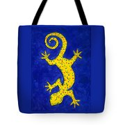 Gecko Wiggle Tote Bag