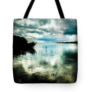 Geiger Key Tote Bag by Karen Wiles