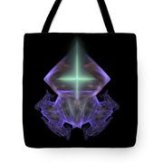 Gem With A Cross Tote Bag